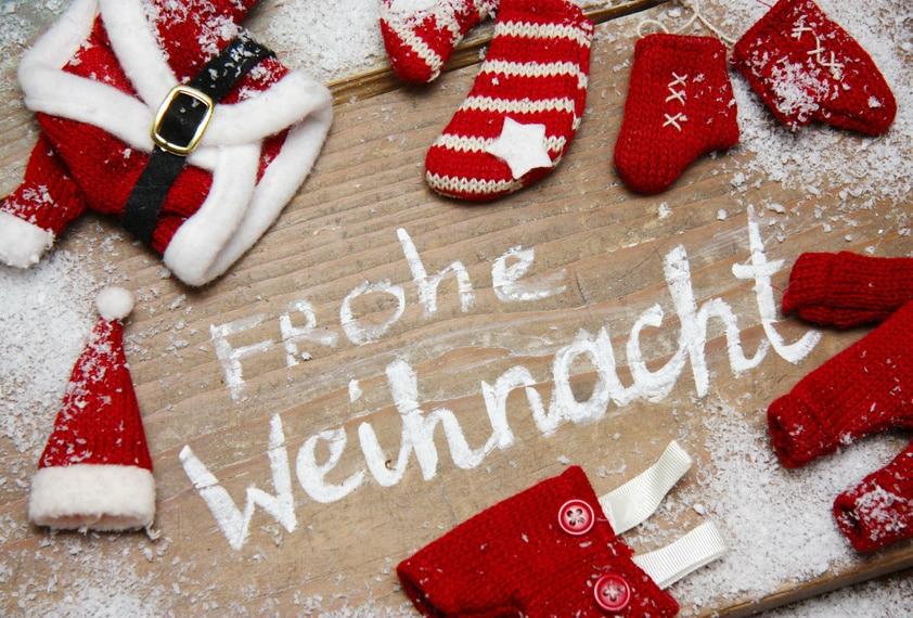 Weihnachtsurlaub 2019 | Zahnarztpraxis Andreas Pförtner